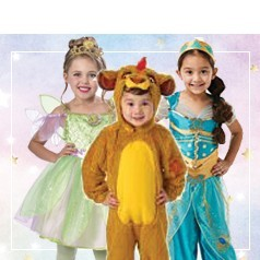 Costumi Disney Bambini