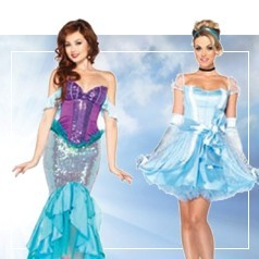 Vestiti Disney Donna