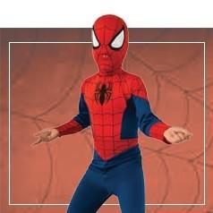 Costumi Spiderman per Bambini