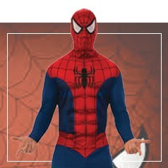 Costumi Spiderman Adulto