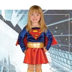 Costumi Supergirl Bambina