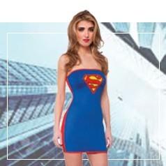 Costumi Supergirl Donna