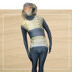 Costumi Serpente