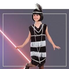 Vestiti Anni 20 per Bambini