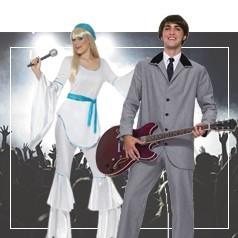 Costumi Cantanti e Musica