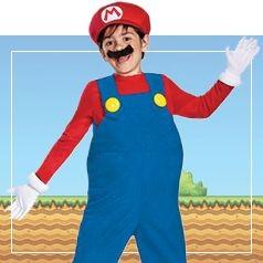 Costumi Videogiochi