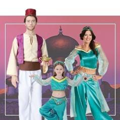 Costumi Aladdin