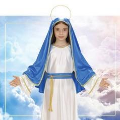 Vestiti Madonna Bambina