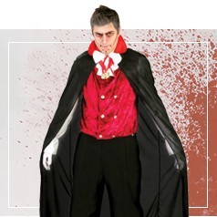 Mantello Halloween