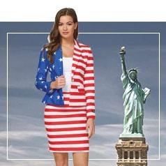 Costumi America