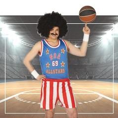 Costumi Giocatore di Basket