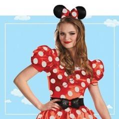 Costumi Minnie Donna