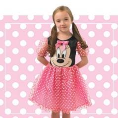 Costumi Minnie Bambina