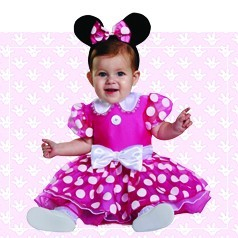 Costumi Minnie Neonata