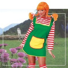 Costumi Pippi Calzelunghe