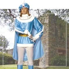 Costumi da Principe Uomo