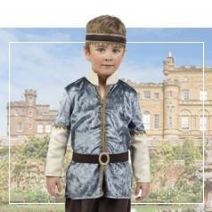 Costumi da Principe Bambino