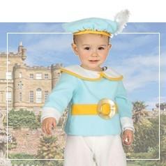 Costumi da Principe Neonato