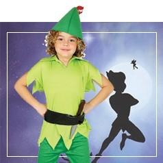 Costumi Peter Pan per Bambini