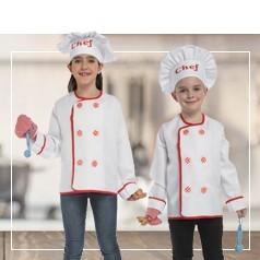 Costumi da Cuoco per Bambini