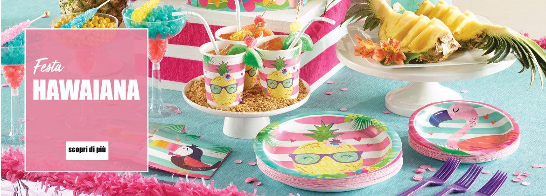 Idee per organizzare una festa a tema hawaiana